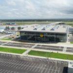 В аэропорту Хабаровска открыли новый терминал