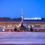 Зимний рейс Красноярск Сочи